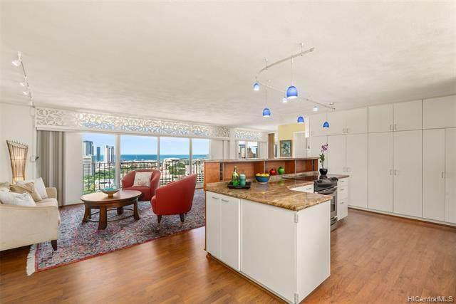 625 Iolani Avenue Ph, Honolulu, HI 96813 (MLS #202124432) :: LUVA Real Estate
