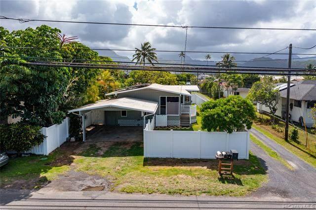 223 N Kainalu Drive, Kailua, HI 96734 (MLS #202124438) :: Team Lally
