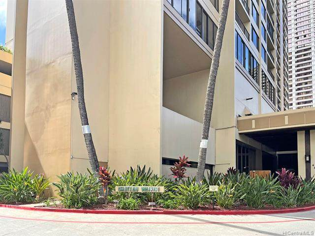 411 Hobron Lane #2204, Honolulu, HI 96815 (MLS #202124473) :: Weaver Hawaii | Keller Williams Honolulu