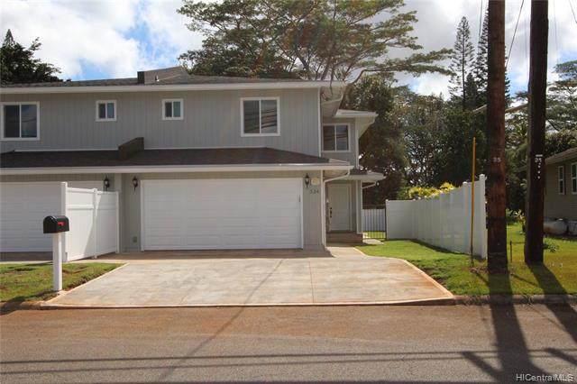 324 N Circle Mauka Street, Wahiawa, HI 96786 (MLS #202124506) :: Weaver Hawaii   Keller Williams Honolulu