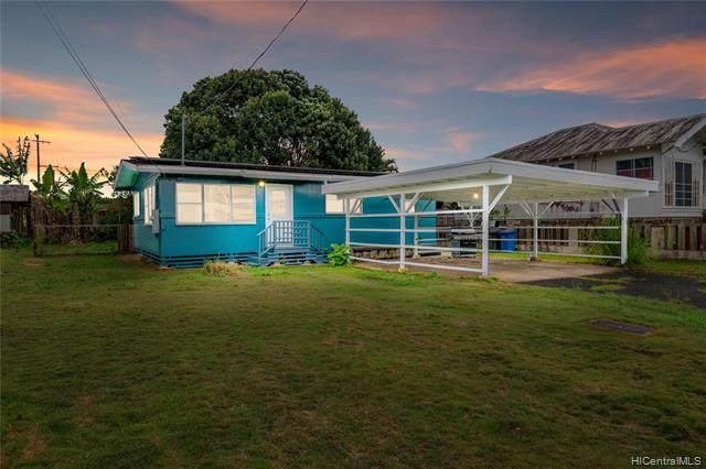 276 Mala Street, Wahiawa, HI 96786 (MLS #202124520) :: Island Life Homes