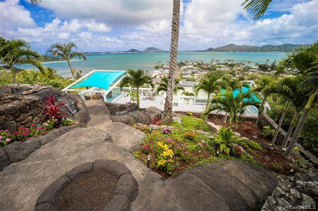 45-081 Lilipuna Road G, Kaneohe, HI 96744 (MLS #202124535) :: Weaver Hawaii   Keller Williams Honolulu