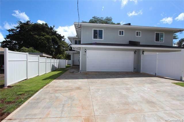326 N Circle Mauka Street, Wahiawa, HI 96786 (MLS #202124539) :: Weaver Hawaii   Keller Williams Honolulu