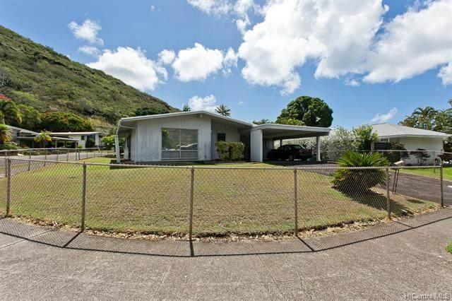 317 Mamaki Street, Honolulu, HI 96821 (MLS #202124546) :: Weaver Hawaii | Keller Williams Honolulu