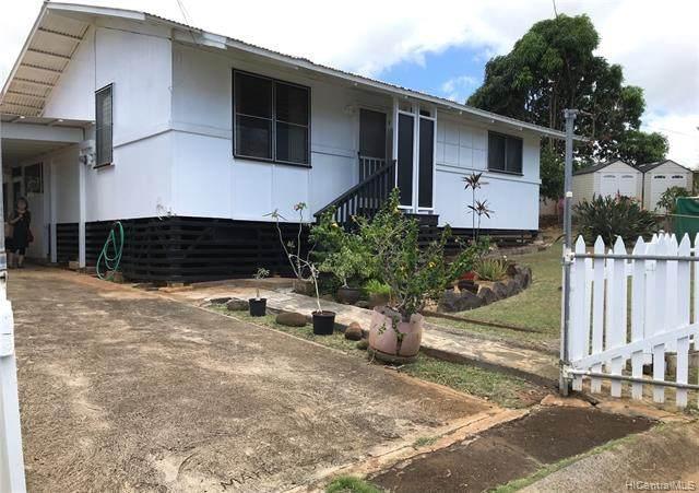 Address Not Published, Waipahu, HI 96797 (MLS #202124550) :: Team Lally