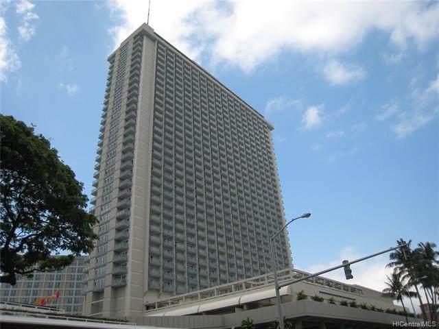 410 Atkinson Drive #656, Honolulu, HI 96814 (MLS #202124552) :: Team Lally