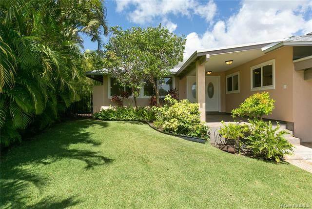 4610 Moho Street, Honolulu, HI 96816 (MLS #202124553) :: Compass
