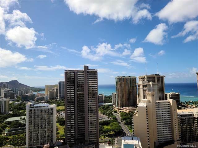 400 Hobron Lane #3509, Honolulu, HI 96815 (MLS #202124554) :: Compass
