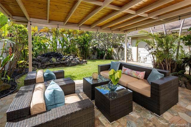 607 Kealahou Street, Honolulu, HI 96825 (MLS #202124571) :: LUVA Real Estate