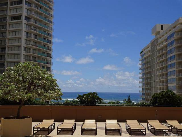 1778 Ala Moana Boulevard #4103, Honolulu, HI 96815 (MLS #202124573) :: Compass