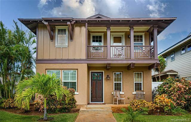 91-1022 Waikai Street, Ewa Beach, HI 96706 (MLS #202124586) :: Weaver Hawaii | Keller Williams Honolulu