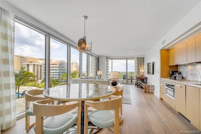 383 Kalaimoku Street E916 (Tower 1), Honolulu, HI 96815 (MLS #202124589) :: Compass