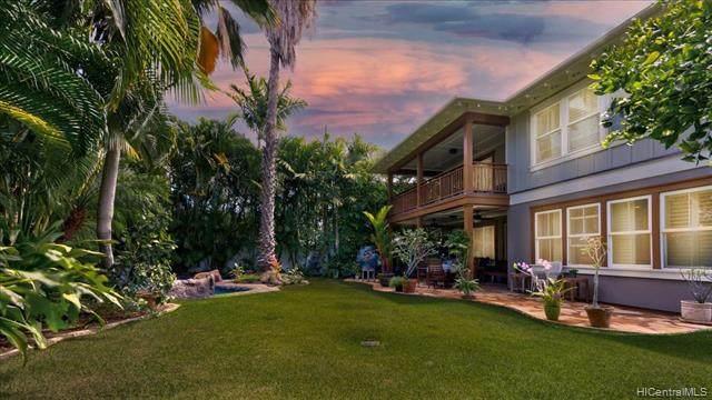 91-1060 Waikapuna Street, Ewa Beach, HI 96706 (MLS #202124592) :: Island Life Homes