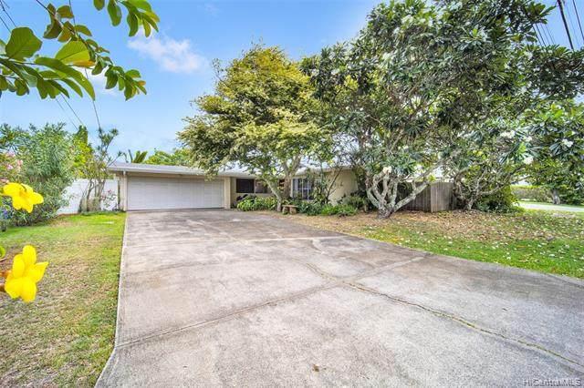 422 Ilimano Street, Kailua, HI 96734 (MLS #202124599) :: Team Lally
