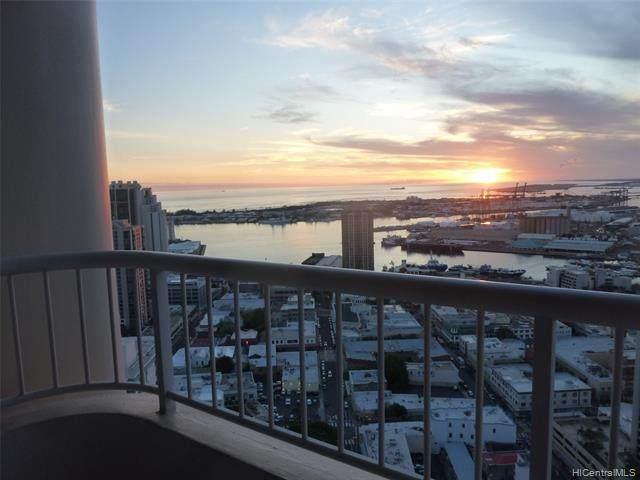 1212 Nuuanu Avenue #3912, Honolulu, HI 96817 (MLS #202124604) :: LUVA Real Estate