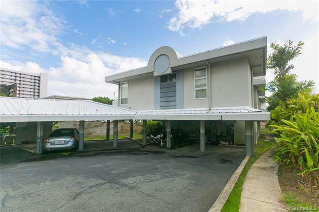 1329B Dominis Street B, Honolulu, HI 96822 (MLS #202124610) :: Weaver Hawaii | Keller Williams Honolulu