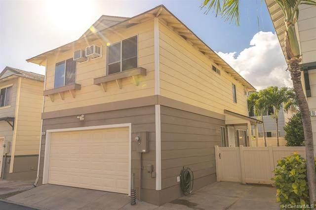 91-1905 Luahoana Street #104, Ewa Beach, HI 96706 (MLS #202124634) :: Weaver Hawaii | Keller Williams Honolulu