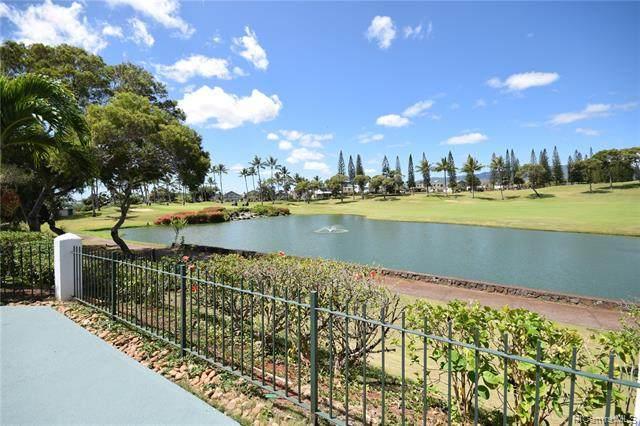 94-829 Lumiauau Street G101, Waipahu, HI 96797 (MLS #202124640) :: Team Lally