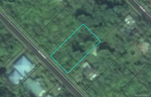 Lot 11 Hanale Drive, Pahoa, HI 96778 (MLS #202124649) :: Weaver Hawaii | Keller Williams Honolulu
