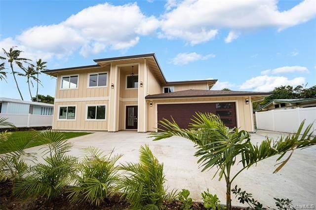 1029 Mokapu Boulevard, Kailua, HI 96734 (MLS #202124664) :: Team Lally