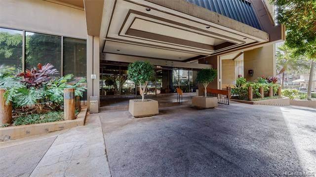 1778 Ala Moana Boulevard #2906, Honolulu, HI 96815 (MLS #202124671) :: Team Lally