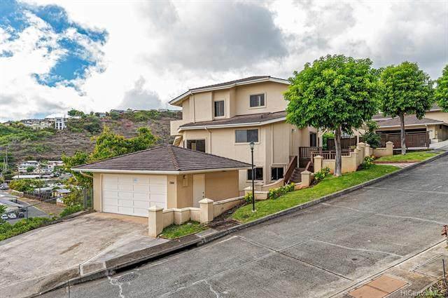 1384 Hoakoa Place #24, Honolulu, HI 96821 (MLS #202124673) :: Weaver Hawaii | Keller Williams Honolulu