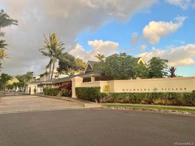 1350A Moanalualani Place 5A, Honolulu, HI 96819 (MLS #202124680) :: Team Lally