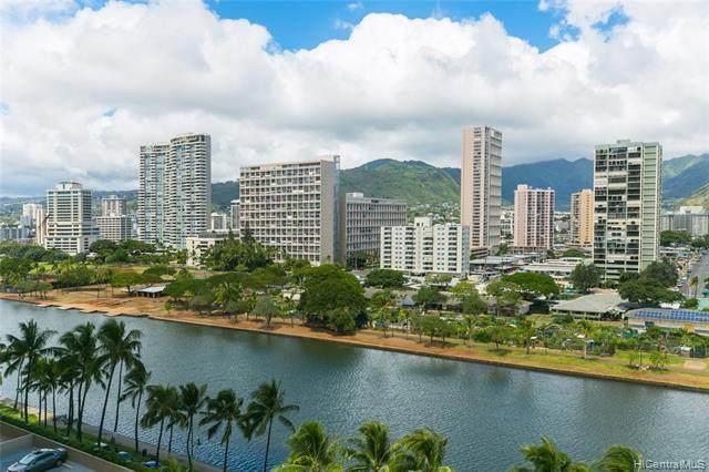 445 Kaiolu Street #1209, Honolulu, HI 96815 (MLS #202124683) :: Weaver Hawaii | Keller Williams Honolulu