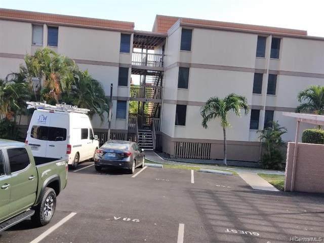 84-718 Ala Mahiku Street #21, Waianae, HI 96792 (MLS #202124686) :: Weaver Hawaii | Keller Williams Honolulu