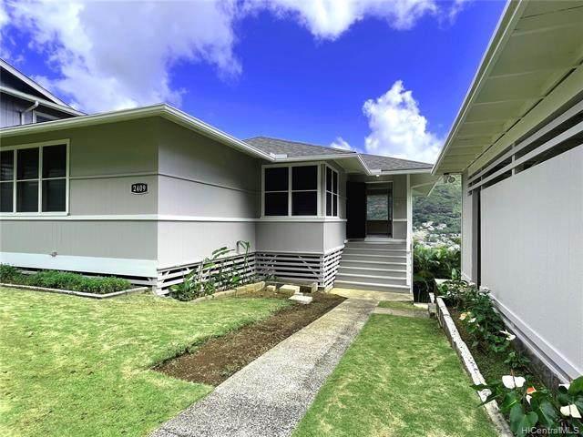 2409 Myrtle Street, Honolulu, HI 96816 (MLS #202124690) :: Weaver Hawaii | Keller Williams Honolulu
