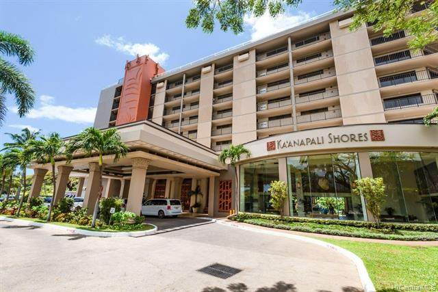 3445 Lower Honoapiilani Road #850, Lahaina, HI 96761 (MLS #202124695) :: Weaver Hawaii | Keller Williams Honolulu