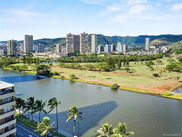 2345 Ala Wai Boulevard #1614, Honolulu, HI 96815 (MLS #202124698) :: Team Lally
