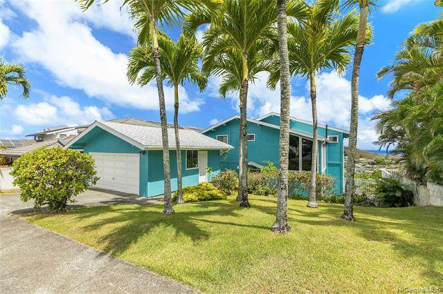 1255 Aupupu Place, Kailua, HI 96734 (MLS #202124709) :: Compass