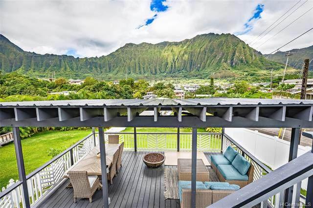 45-520 Kuuipo Place #2, Kaneohe, HI 96744 (MLS #202124713) :: Hawai'i Life