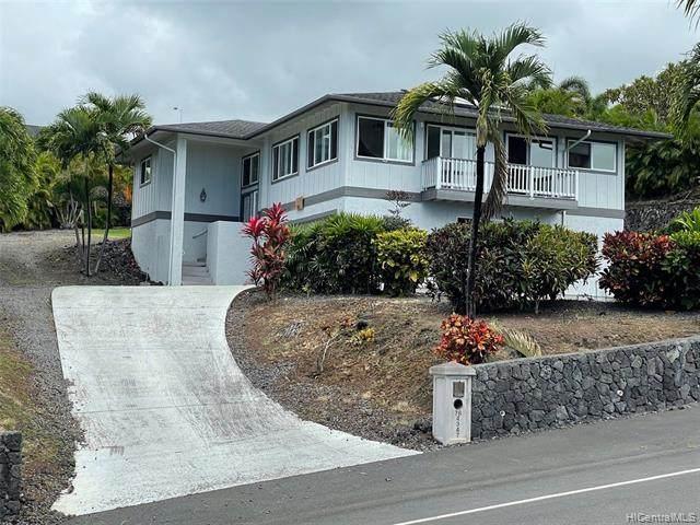 76-4347 Leilani Street, Kailua Kona, HI 96740 (MLS #202124725) :: LUVA Real Estate