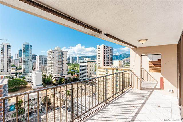 250 Ohua Avenue Pha, Honolulu, HI 96815 (MLS #202124735) :: Team Lally