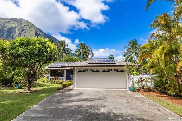 1265 Maleko Street, Kailua, HI 96734 (MLS #202124752) :: Compass