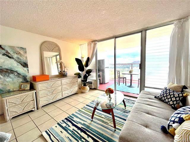 445 Seaside Avenue #2809, Honolulu, HI 96815 (MLS #202124777) :: Team Lally