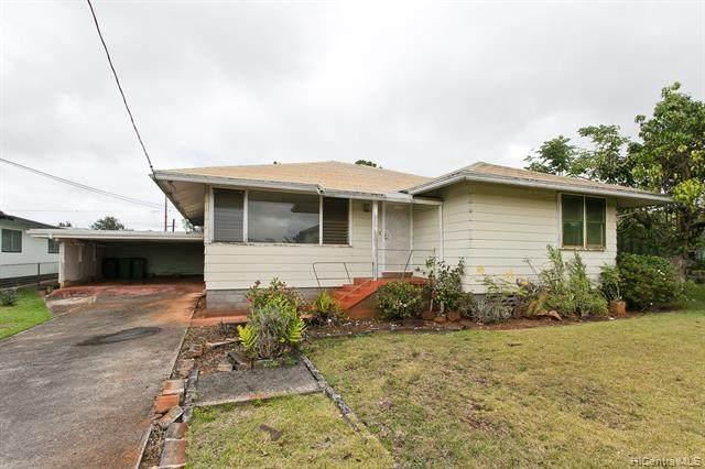 1124 Club Drive, Wahiawa, HI 96786 (MLS #202124865) :: Island Life Homes