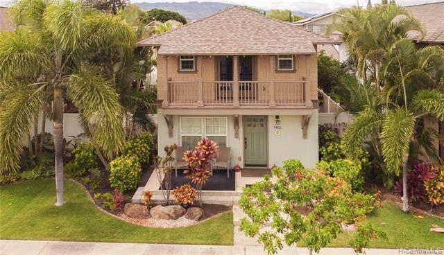 91-1164 Waipuhia Street, Ewa Beach, HI 96706 (MLS #202124868) :: Island Life Homes