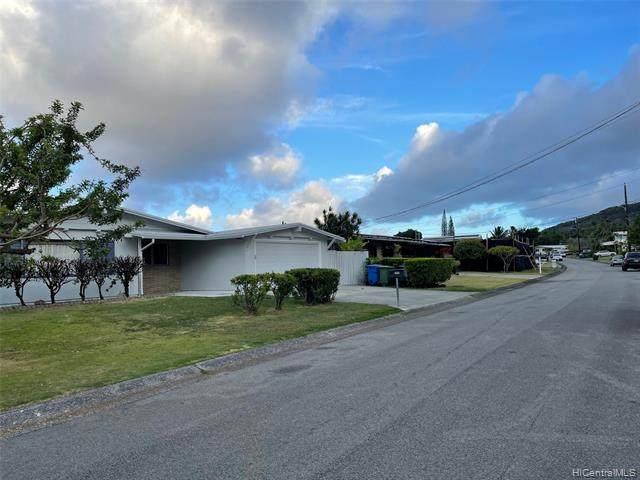 Address Not Published, Kailua, HI 96734 (MLS #202124923) :: Weaver Hawaii | Keller Williams Honolulu