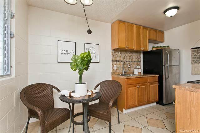 3370 Salt Lake Boulevard #303, Honolulu, HI 96818 (MLS #202124924) :: Island Life Homes