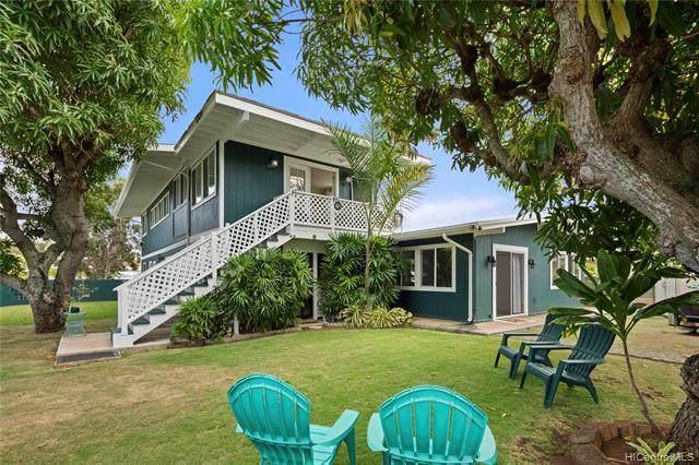814 Pomahina Place, Kailua, HI 96734 (MLS #202124943) :: Island Life Homes