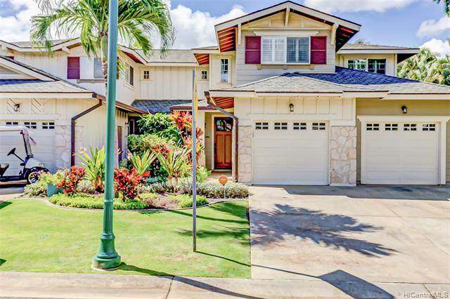 92-1093E Koio Drive M31-5, Kapolei, HI 96707 (MLS #202124948) :: Keller Williams Honolulu