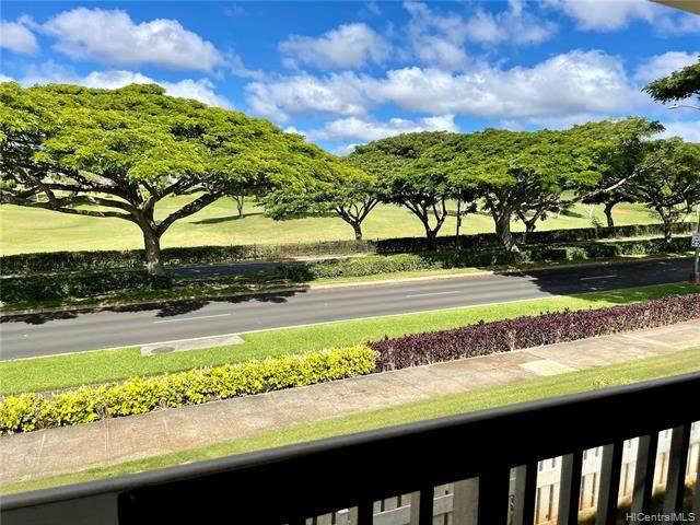 94-219 Paioa Place F201, Waipahu, HI 96797 (MLS #202124972) :: Keller Williams Honolulu