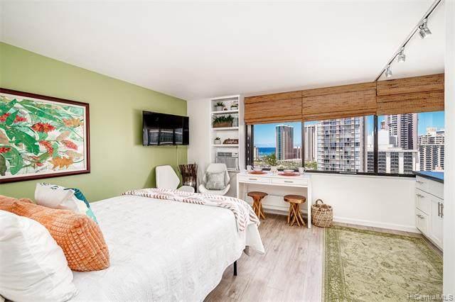 444 Niu Street #2204, Honolulu, HI 96815 (MLS #202124994) :: Hawai'i Life