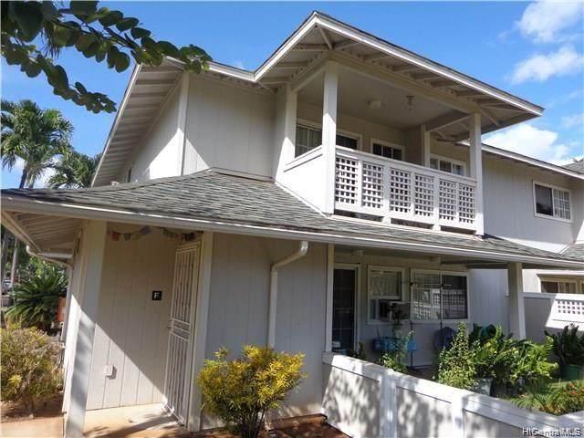 91-1020 Makaaloa Street 6F, Ewa Beach, HI 96706 (MLS #202125018) :: Island Life Homes
