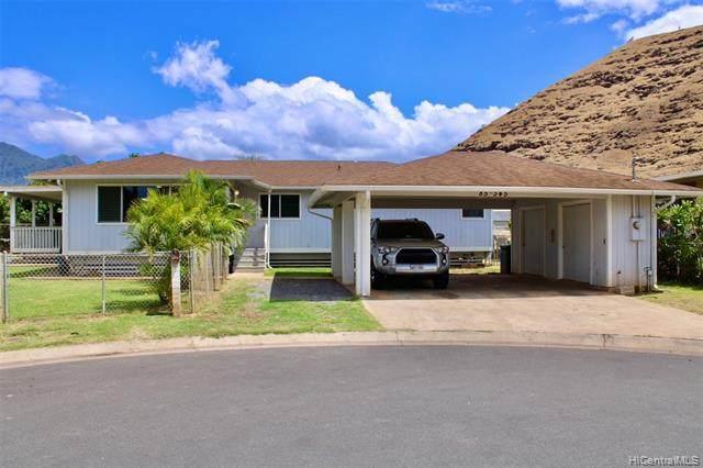 85-345 Imipono Place, Waianae, HI 96792 (MLS #202125073) :: Island Life Homes