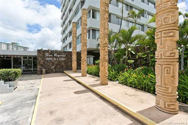 2888 Ala Ilima Street #1303, Honolulu, HI 96818 (MLS #202125098) :: Keller Williams Honolulu