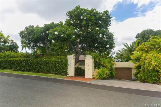 3869 Owena Street, Honolulu, HI 96815 (MLS #202125102) :: Island Life Homes